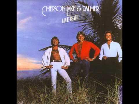 Emerson, Lake & Palmer - The Gambler