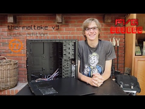 FLVG- Thermaltake V3 Black Edition Review