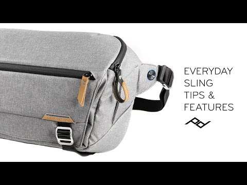 Everyday Sling: Tips, Features, and Functions