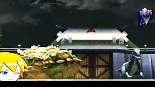 Dinosaur King Arcade Game 古代王者恐竜キング Tarchia and Ceratosaurus VS Alpha Fortress ( Hard Mode )