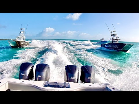 PELAGIC Boat Photo Shoot And Fishing Trip - Islamorada - FL Keys