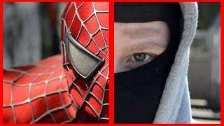 Les Super-Héros dans la vraie vie !