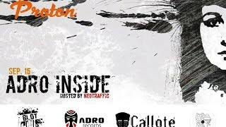 ADRO Inside @Protonradio | September 2015 mixed by NeoTraffic | BEST of MELODIC TECHNO