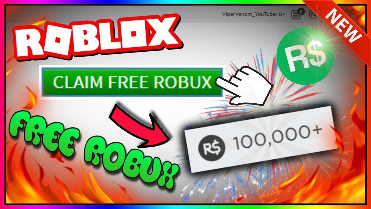 Newest Roblox Free Robux Secret How To Get Free Robux On Roblox 2017 March Ios Pc Ipad Claim Free Robux