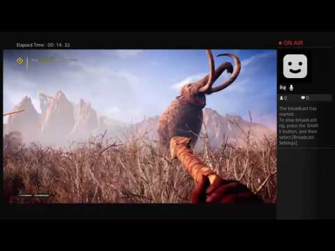 PGK727%27s Far Cry Primal Broadcast