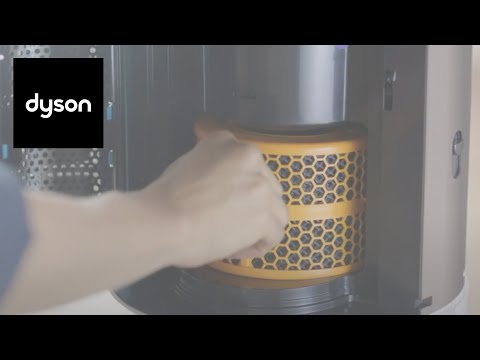 How to deep clean your Dyson pure humidify + cool™ Cryptomic