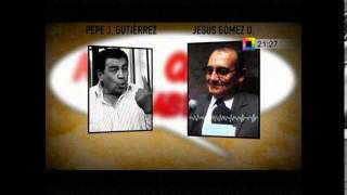 Difunden quinto audio entre Pepe Julio Gutiérrez  y Jesús Gómez.