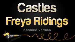 Freya Ridings - Castles (Karaoke Version) Video
