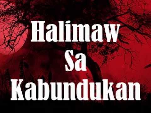 Halimaw Sa Kabundukan (Filipino Horror Audio Only)