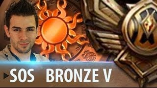"SOS BRONZE V ( 5 ) - EPIC Plays et Du Fun en "" Elo Hell "" avec Skyyart #1 Part 1 en FR"