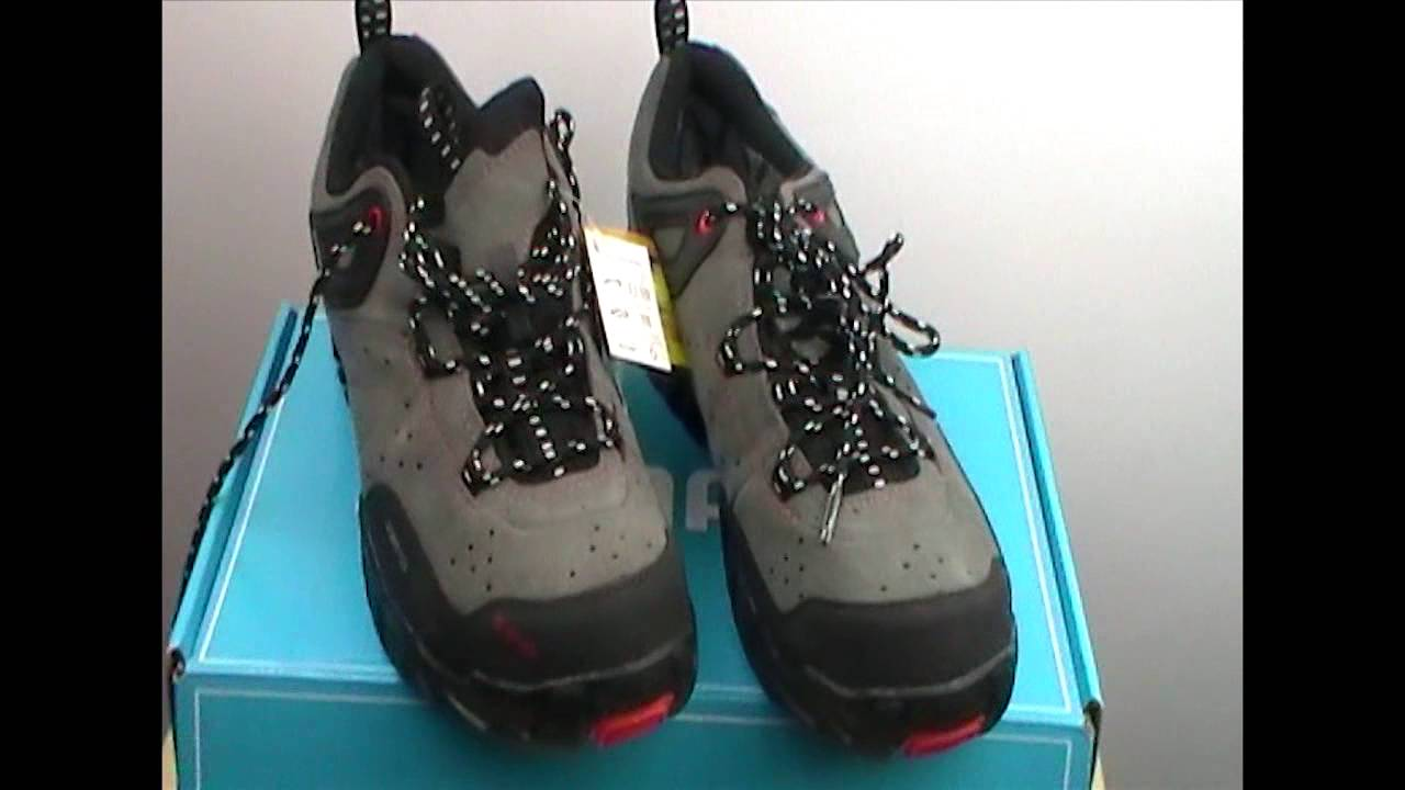Shimano SH-MT60 Pedal On Gore-Tex Mountain Bike SPD Shoes full look -  YouTube 9085495098