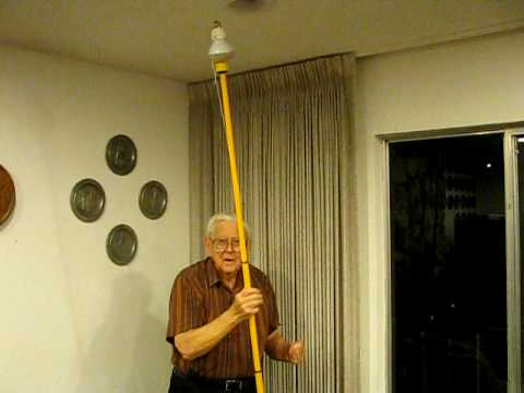 Giraffe light bulb changer from wagic youtube aloadofball