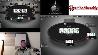 Schwiizer Poker Stream - NL500 Zoom Pokerstars #1 (Part 1)