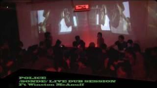 /SONDE/  Feat Winston McAnuff - Soirée Vjing 6tmD à La Petite Rockette