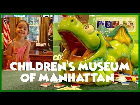 children's-museum-of-manhattan-|-indoor-play-area-for-kids|-lily-let's-go-video