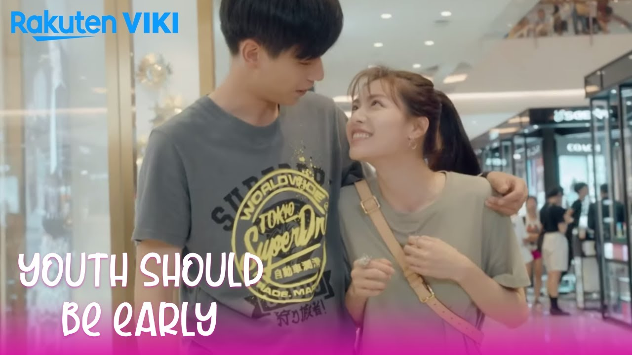 Youth Should Be Early - EP6   Putting a Necklace on You   Chinese Drama