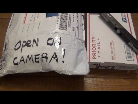 YouTube Mail : New Knives & An Old School Removable Thumbstud For Any Knife!!!