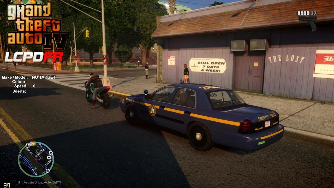 How To Get New Police Car Lcpdfr