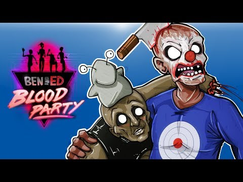 Ben And Ed: Blood Party - ULTIMATE FRIENDSHIP! SO MUCH FAIL!!!!