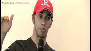 Lewis Hamilton Q&A 3