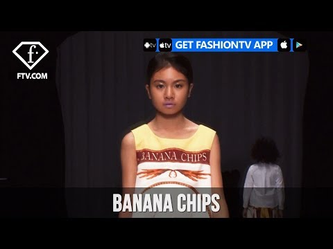 Tokyo Fashion Week Spring/Summer 2018 - Banana Chips | FashionTV