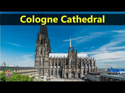 Best Tourist Attractions Places To Travel In Germany | Cologne Cathedral Destination Spot