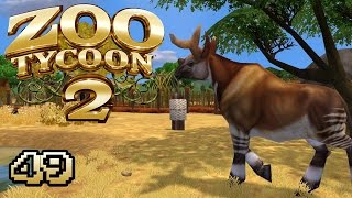 Zoo Tycoon 2: Ultimate Collection - Ep. 49 - Macho Macho Sivatherium