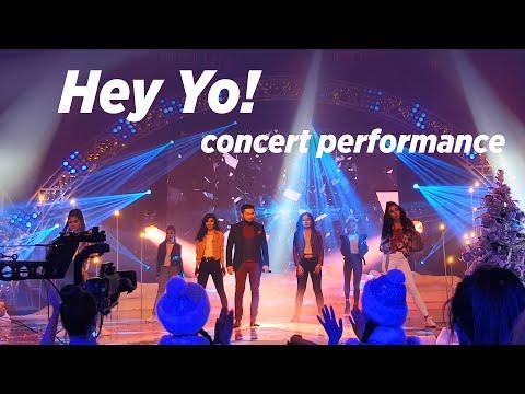 Hey Yo! (concert Performance)