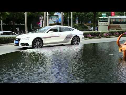 Audi CES Asia - Interview mit Audi-CEO Rupert Stadler