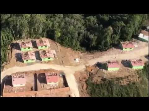 Caminhão com oito toneladas de dinamite explode no Paraná