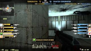 CSGO Matchmaking - Cheater versus Cheater
