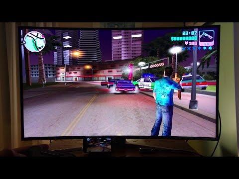 GTA Vice City LG G5 HDMI 4K Gamepad Bluetooth 43