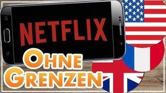 Die 3 BESTEN VPN-Anbieter für Netflix 📺
