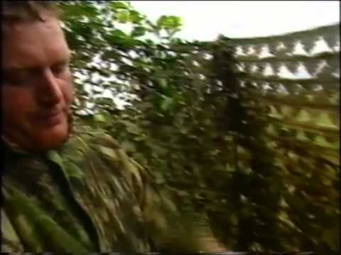 woodpigeon decoying with Jim Albone (part 1)