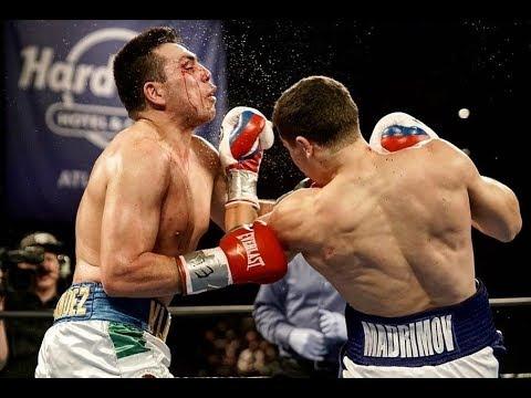 Israil Madrimov vs Vladimir Hernandez, TKO [24.11.2018] - YouTube