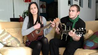 Siany & Josh - Scar (Missy Higgins) - ukulele, guitar and piano cover