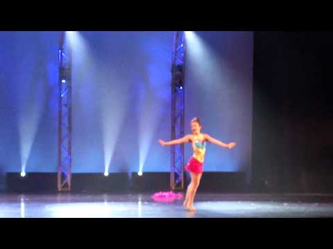 Heather's Musical Theater Solo, Show Off