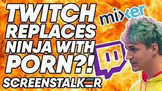 Twitch Replaces NINJA with PORN?! Microsoft Switch Rival Console LEAKED?! | ScreenStalker