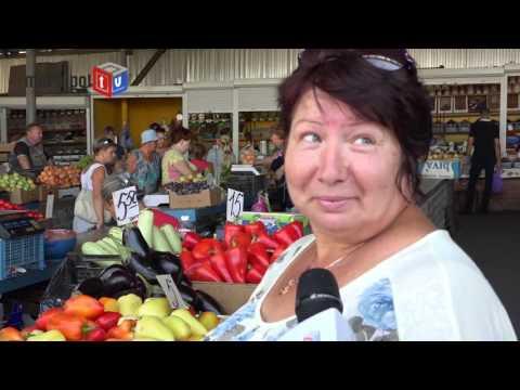Овощи и фрукты в Мариуполе: низкий спрос, высокие цены