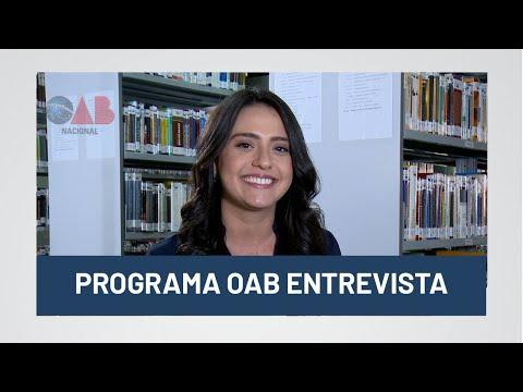 Programa OAB Entrevista - Programa - 07/01/2020 - Programa 41