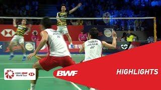 Download Video DANISA DENMARK OPEN 2018 | Badminton MD - F - Highlights | BWF 2018 MP3 3GP MP4