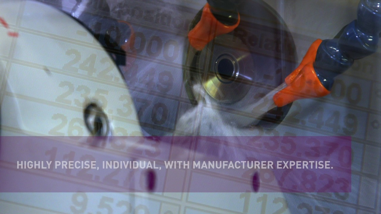 OEM-quality sharpening service from LEUCO