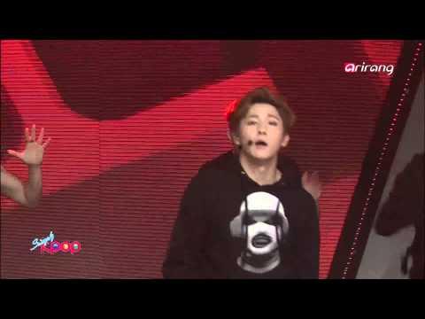 Simply K-Pop - MONSTA X(몬스터엑스) _ HERO(영웅) - Ep.181 / 2015-09-18