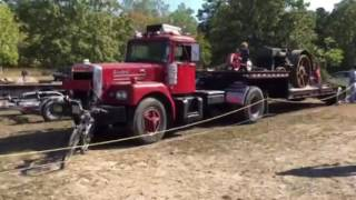 Batsto New Jersey antique hit and miss engines cars trucks and tractors 2016 living fair