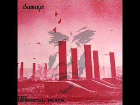 Damage - The Immortal Death 1987 (FULL...