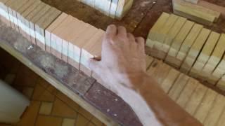Como Fazer Efeito 3D Cubo em Marchetaria de Madeira - Parte 2