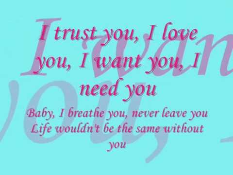 Trust Lyrics