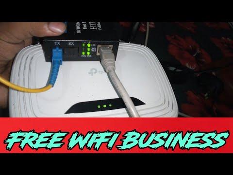 WiFi Businesses করুন