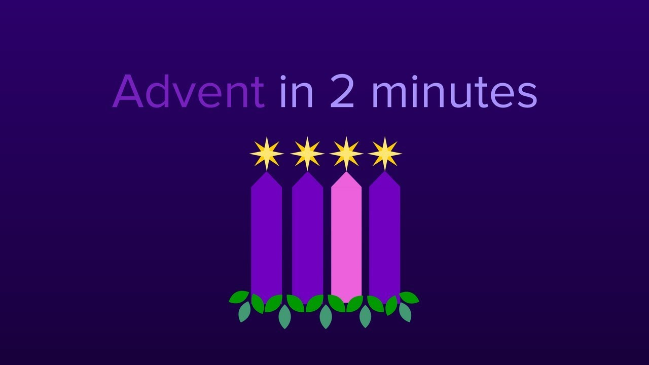 Advent In 2 Minutes New Youtube