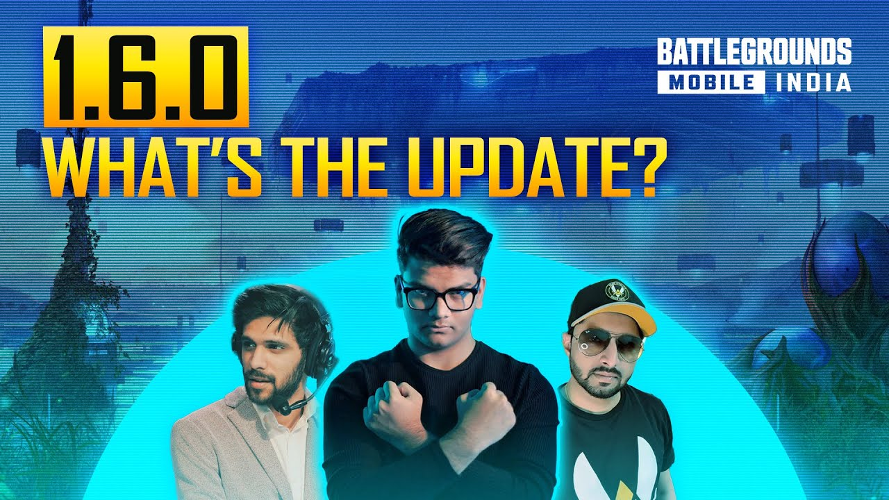 [1.6.0] What's The Update - BATTLEGROUNDS MOBILE INDIA